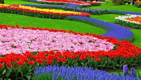 flower garden landscape design garden post