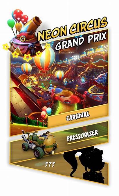 Crash Grand Prix Racing Team Ctr Roadmap