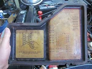 1985 Lincoln Town Car Fuse Box Diagram