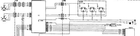 Wiring Diagram For Honda Generator by Honda Es6500 Generator Wiring Diagram