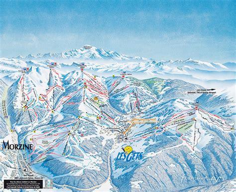 les chalets de morzine station de ski les gets alpes du nord haute savoie h 233 bergements