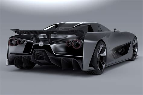 Nissan Gtr 2020 Concept Mylife