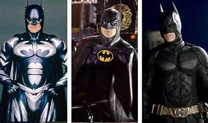 Blogs - Clooney, Keaton, Bale! Holy Batmans! Which Movie ...