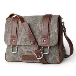 Woman Leather Messenger Bags
