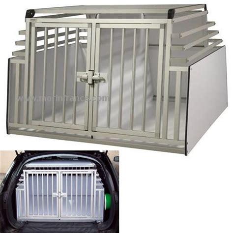 cage de transport dogbox pro pour deux chiens mod 232 le r 233 hauss 233 e animo boutik