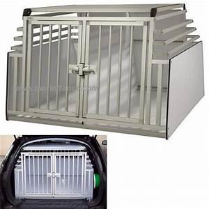 Grande Cage Pour Chien : cage de transport dogbox pro double pour deux chiens ~ Dode.kayakingforconservation.com Idées de Décoration