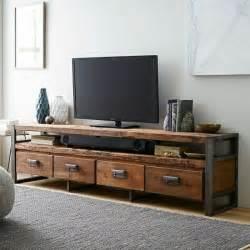 Meuble Bas Gris Salon by Meuble Tv Bas Et Long Ikea Artzein Com