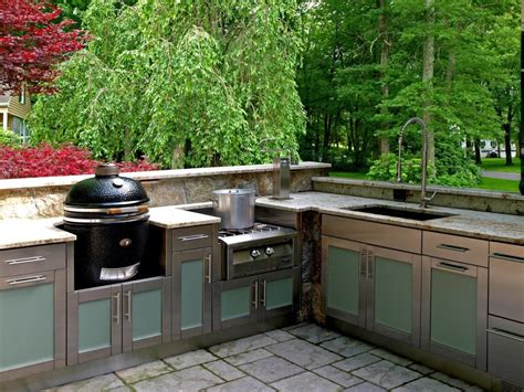 outdoor cabinets for patio best outdoor kitchen cabinets ideas for your home