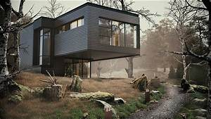 Making Of Forest House