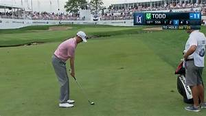 Brendon Todd's 80-yard eagle hole out is the Shot of the ...