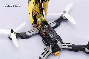 Tarot Fpv 250 Carbon Fiber Racing Drone Tl250c