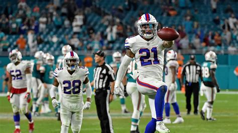 buffalo bills  miami dolphins television broadcast map