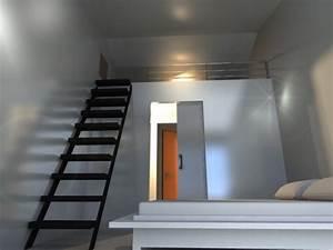 Aménagement D Un Garage En Studio : am nagement int rieur d 39 un garage blanquefort une ~ Premium-room.com Idées de Décoration