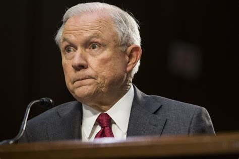 US attorney general Jeff Sessions resigns at Donald Trump ...