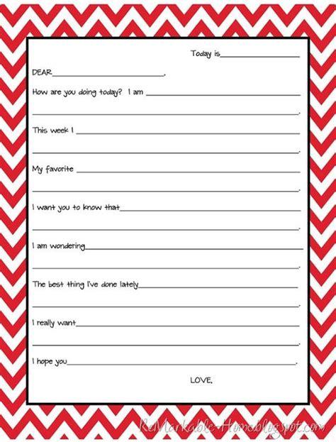 kids form letter    images letter