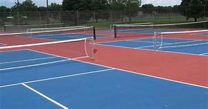 How To Build A Pickleball Court In Your Yard  Pickleball
