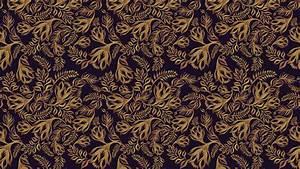 wallpaper 1920x1080 pattern ornament plants