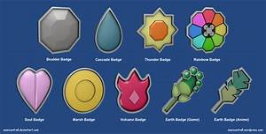 pokemon badges indigo league