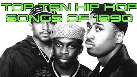 Chart list of the top 100 most popular rap and hip hop songs 2021 on itunes. TOP TEN HIP HOP SONGS OF 1990 - YouTube