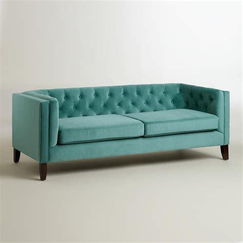 Velvet Sofas  Put   Living Room Immediately
