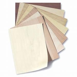 Placage Bois Pour Porte : feuille de placage sur sous couche bois bilegno d 39 hubler ~ Dailycaller-alerts.com Idées de Décoration