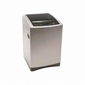 Machine A Laver 10 Kg : machine laver automatique top load whirlpool wtl1000 ~ Nature-et-papiers.com Idées de Décoration