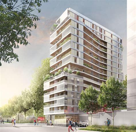 immeubles de logements bureaux commerces et parking