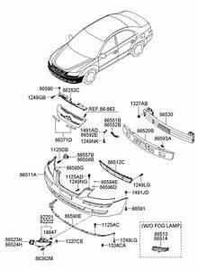 865203k050 - Hyundai Absorber