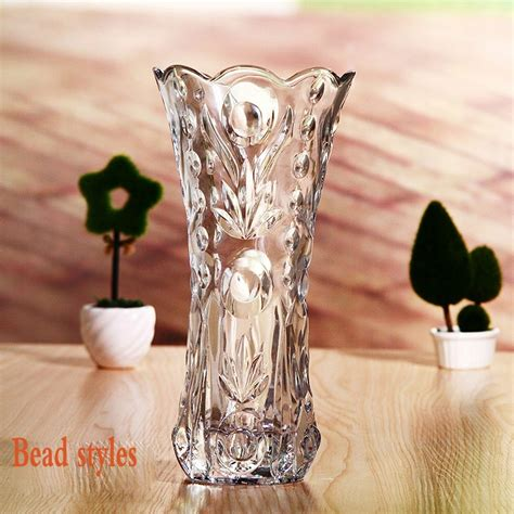 Cheap Vases For Wedding - sales promotion glass vases cheap import flowers vase
