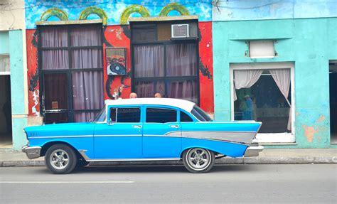 classic cars  cuba naessessary escape