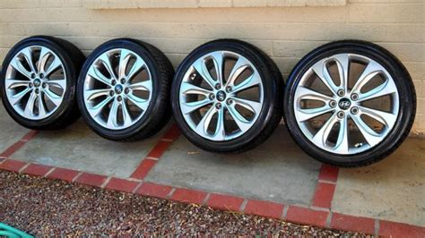 Tires For Hyundai Sonata 2011 by Purchase 18 Quot Oem Ford Expedition F150 Wheels W Goodyear