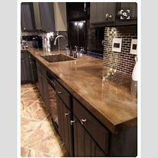 Best 25+ Concrete Countertops Cost Ideas On Pinterest