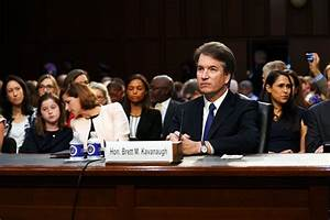 Takeaways From Day 1 of Brett Kavanaugh's Confirmation ...