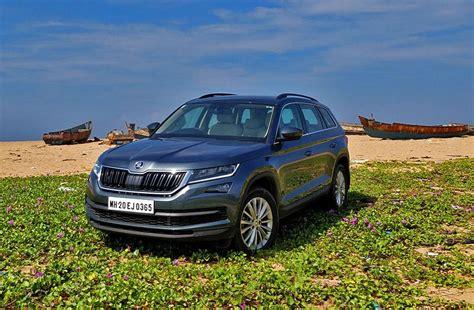 Skoda Kodiaq India Review, Test Drive, On Road Price ...