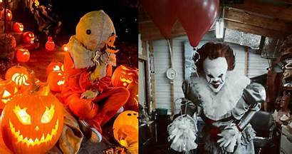 Horror Cosplays Scary Sam Pennywise