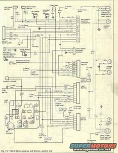 Wiring Diagram For 1984 Ford Bronco Ii