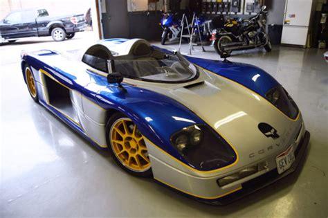 chevrolet corvette gtp street legal supercar super