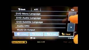 Sony Mobile Audio Video In Dash Xav