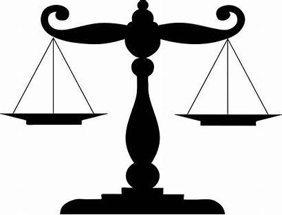 Scale Clipart Tarazu Criminal Transparent Scales Justice