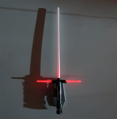 review of star wars science lightsaber room lights