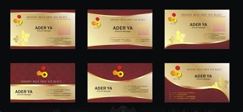 Free Set Of Gorgeous Golden Business Card Design Templates Psd Business Card Mockup Vol 13 Printing Rgb Or Cmyk How To Use On Word Visiting Design Free Download Nutrition Create With Photoshop Wordpress Theme Cc 2017