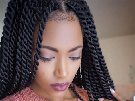 45 Beautiful Senegalese Twists Hairstyles To Copy Right
