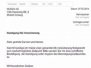 Kündigungsfrist Ohne Mietvertrag : huk24 kfz versicherung k ndigung vorlage download chip ~ Lizthompson.info Haus und Dekorationen