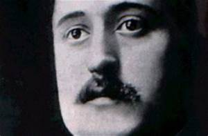 Omss-Poem: English Poet Guillame Apollinaire 1880 - 1918