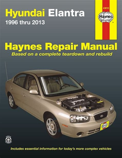 free service manuals online 1999 hyundai elantra transmission control hyundai elantra repair workshop manual 1996 2013