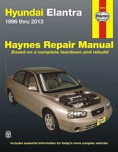 Hyundai Elantra Repair Workshop Manual 1996