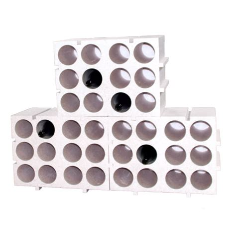 range bouteille polystyrene pas cher casier 224 bouteilles polystyr 232 ne