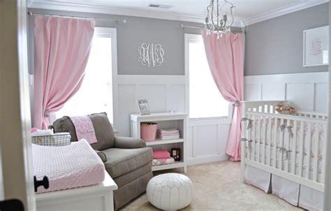 chambre fille et gris chambre bébé fille en gris et 32 belles idées