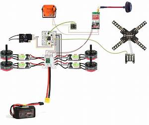 Anyone Got A Wiring Diagram      Multicopter