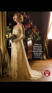 Lady Rose39s Wedding Dress Beautiful Downton Abbey Season